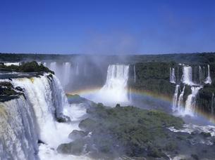 イグアスの滝の写真素材 [FYI03887170]