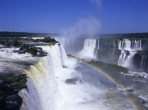 イグアスの滝の写真素材 [FYI03887171]