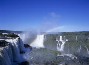 イグアスの滝の写真素材 [FYI03887172]