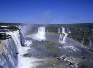 イグアスの滝の写真素材 [FYI03887173]