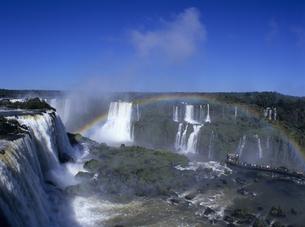 イグアスの滝の写真素材 [FYI03887175]