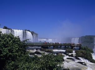 イグアスの滝の写真素材 [FYI03887177]