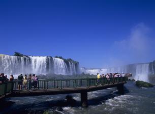 イグアスの滝の写真素材 [FYI03887178]