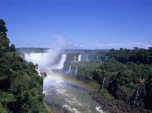 イグアスの滝の写真素材 [FYI03887182]