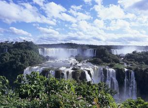 イグアスの滝の写真素材 [FYI03887183]