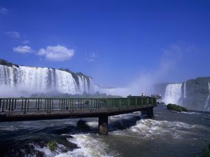 イグアスの滝の写真素材 [FYI03887184]
