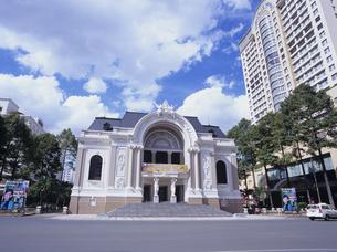 市民劇場の写真素材 [FYI03887321]