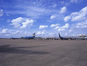 タンソンニャット国際空港の写真素材 [FYI03887328]