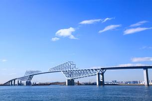 東京ゲートブリッジの写真素材 [FYI03887547]