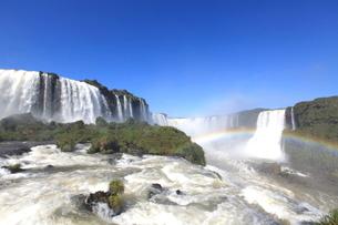 イグアスの滝の写真素材 [FYI03887669]
