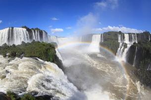 イグアスの滝の写真素材 [FYI03887672]