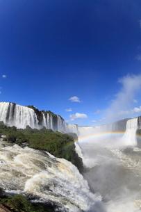 イグアスの滝の写真素材 [FYI03887673]