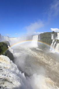 イグアスの滝の写真素材 [FYI03887676]