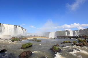 イグアスの滝の写真素材 [FYI03887677]