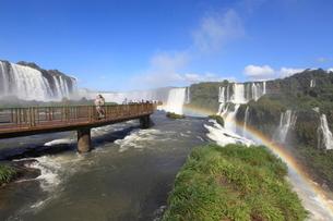 イグアスの滝の写真素材 [FYI03887678]