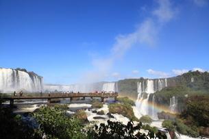 イグアスの滝の写真素材 [FYI03887679]