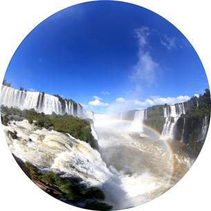 イグアスの滝の写真素材 [FYI03887680]