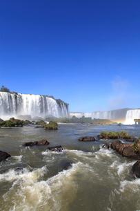 イグアスの滝の写真素材 [FYI03887682]