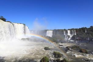 イグアスの滝の写真素材 [FYI03887684]