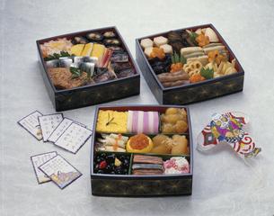 おせち料理の写真素材 [FYI03888861]