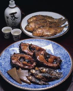 鯉のうま煮 他の写真素材 [FYI03893429]