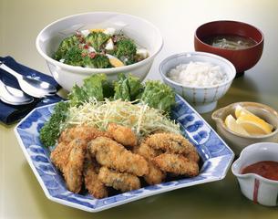 お惣菜の写真素材 [FYI03894314]