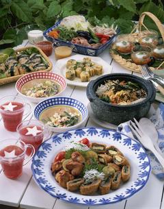 パーティー料理の写真素材 [FYI03895014]