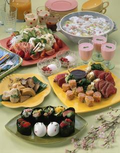 パーティー料理の写真素材 [FYI03895017]