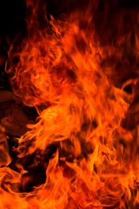 炎の写真素材 [FYI03897159]