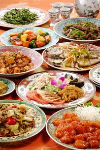 中華料理の写真素材 [FYI03899711]