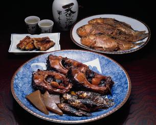 鯉のうま煮(千葉県)の写真素材 [FYI03900069]