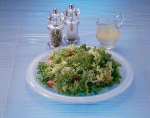 グリーンサラダの写真素材 [FYI03901975]