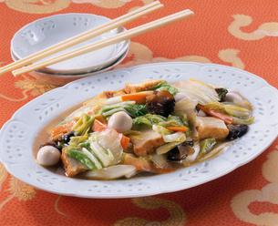 白菜のうま煮の写真素材 [FYI03902801]