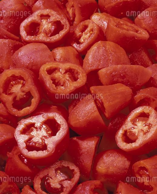 イタリアントマトの写真素材 [FYI03905055]