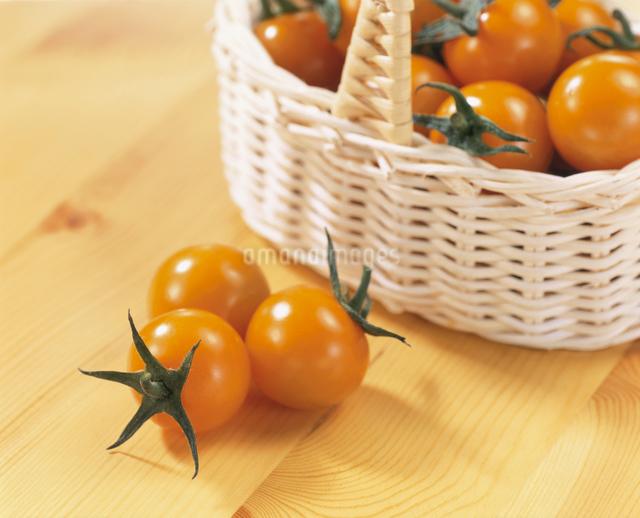 プチトマトの写真素材 [FYI03905218]