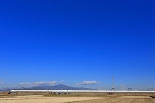 東海道新幹線の写真素材 [FYI03906188]