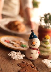 家庭のクリスマスの写真素材 [FYI03913064]