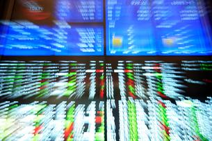 東京証券取引所の写真素材 [FYI03913406]