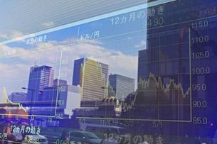 東京証券取引所の写真素材 [FYI03913413]