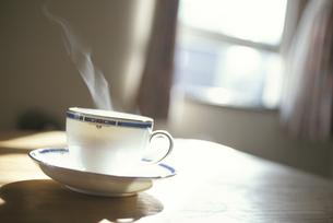 コーヒーカップの写真素材 [FYI03913843]