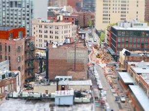 ニューヨークシティの写真素材 [FYI03913940]