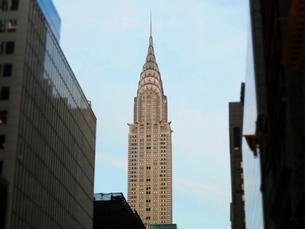 マンハッタンの超高層ビル1の写真素材 [FYI03913944]