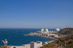 伊方原子力発電所の写真素材 [FYI03913989]