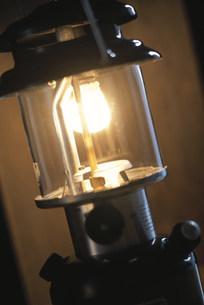 点灯したランプの写真素材 [FYI03914808]