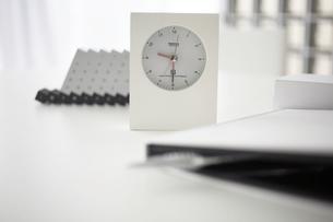ビジネス小物 時計の写真素材 [FYI03916088]