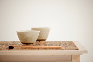 箸と茶碗の写真素材 [FYI03917228]
