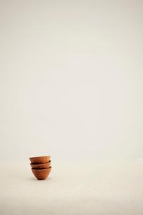 木の器の写真素材 [FYI03917232]