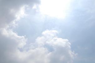 空の写真素材 [FYI03917498]