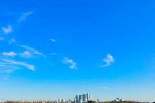 名古屋駅周辺の高層ビルと町並みの写真素材 [FYI03919228]