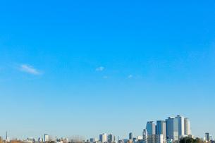 名古屋駅周辺の高層ビルと町並みの写真素材 [FYI03919261]